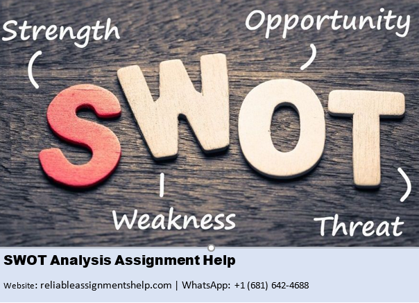 company swot analysis assignment help