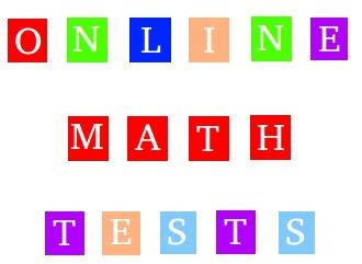 Mathematics Online Exam Help Website